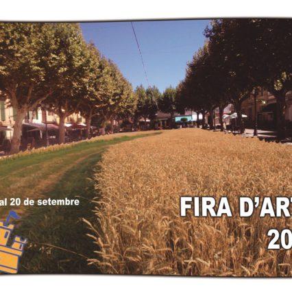 Dags för Fira d'Artà – 13 september