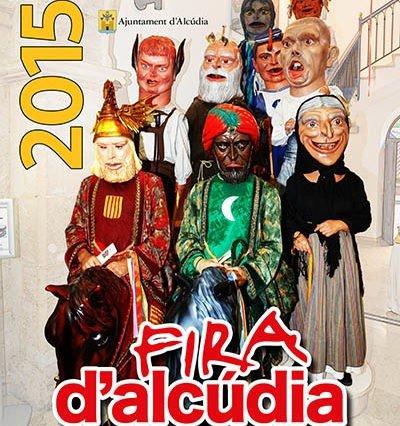 Fira d'Alcúdia 2-4 oktober
