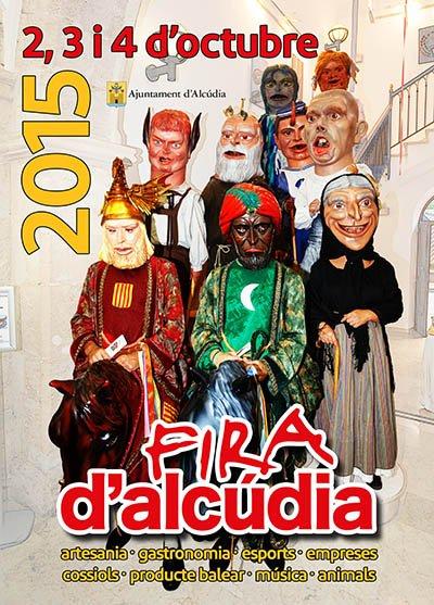 I helgen (2-4 oktober) är det dags för Fira d'Alcúdia