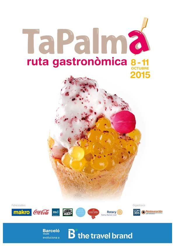 Nu är det dags för TaPalma 2015 (8-11 oktober)