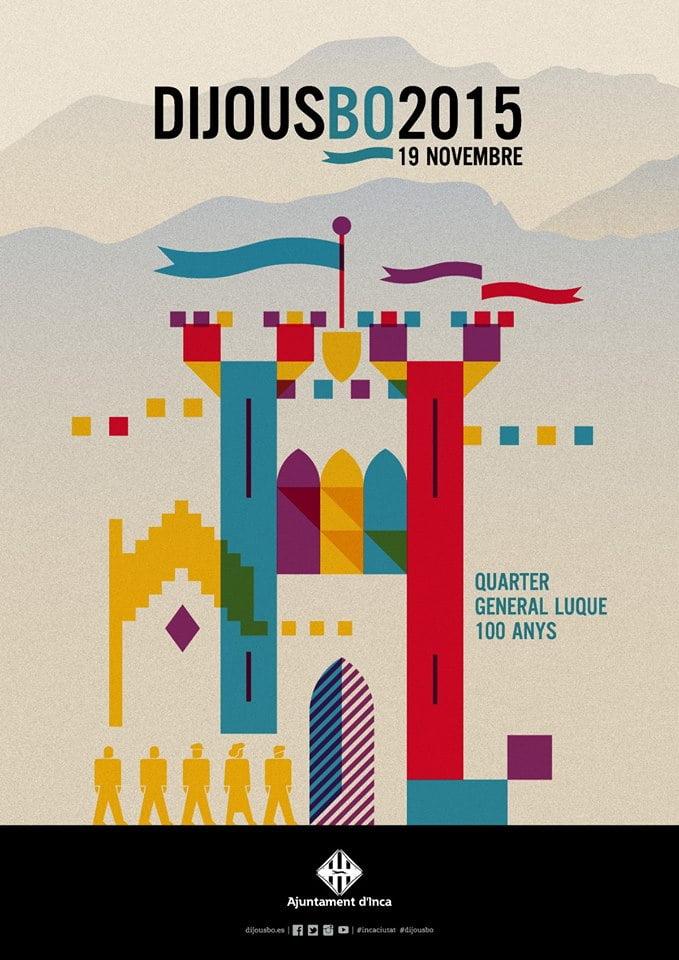 I kväll och i morgon (18-19 november) är det dags för Dijous Bo i Inca