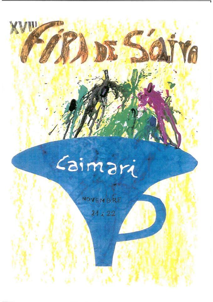 Nu i helgen (21-22 november) är det dags för Fira de s'Oliva i Caimari