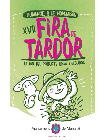 Nu på söndag (8 november) är det dags Fira de Tardor i Marratxí