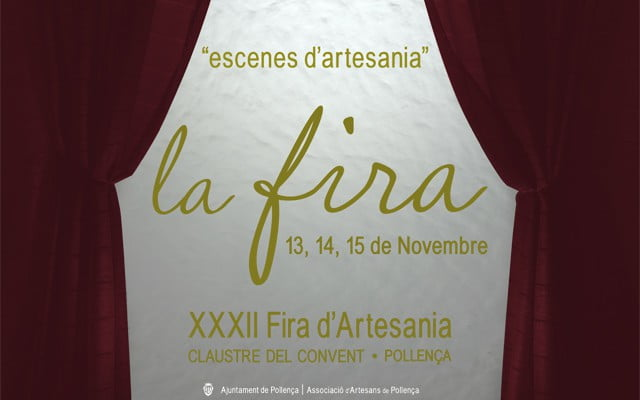 Nu i helgen (13-15 november) är det dags för Fira d'Artesania i Pollença