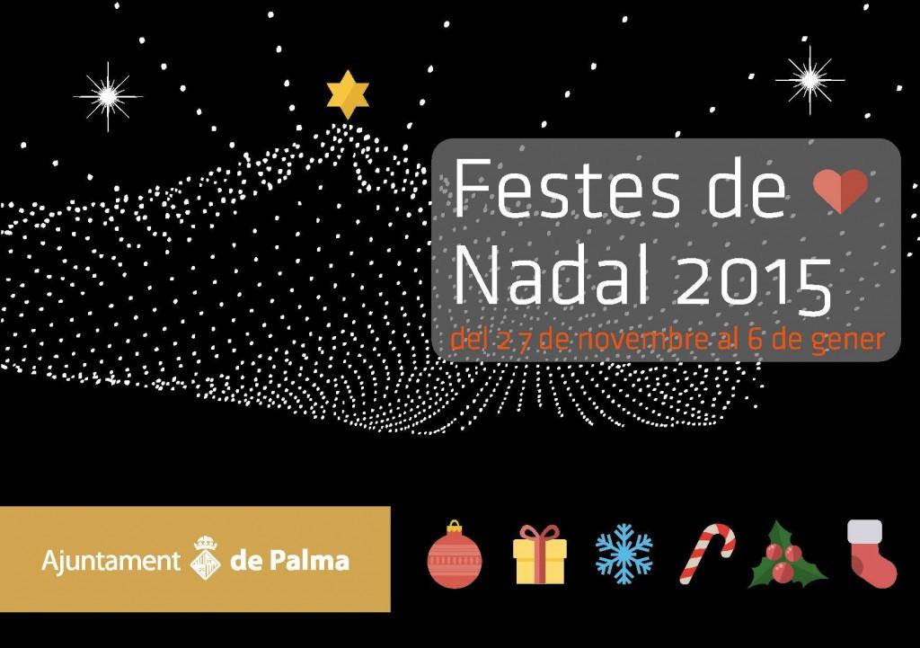 Julfirandet i Palma är nu i full gång - trevligt värre