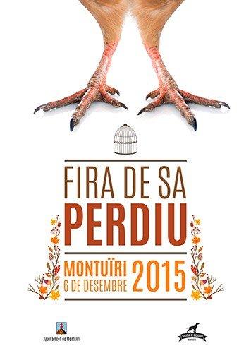 Fira de Sa Perdiu i Montuïri - på söndag