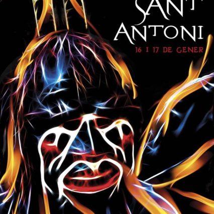 Sant Antoni i Sa Pobla på lördag