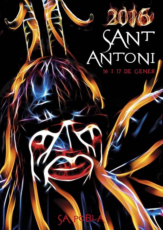 På lördag (16 januari) är det dags för Sant Antoni i Sa Pobla