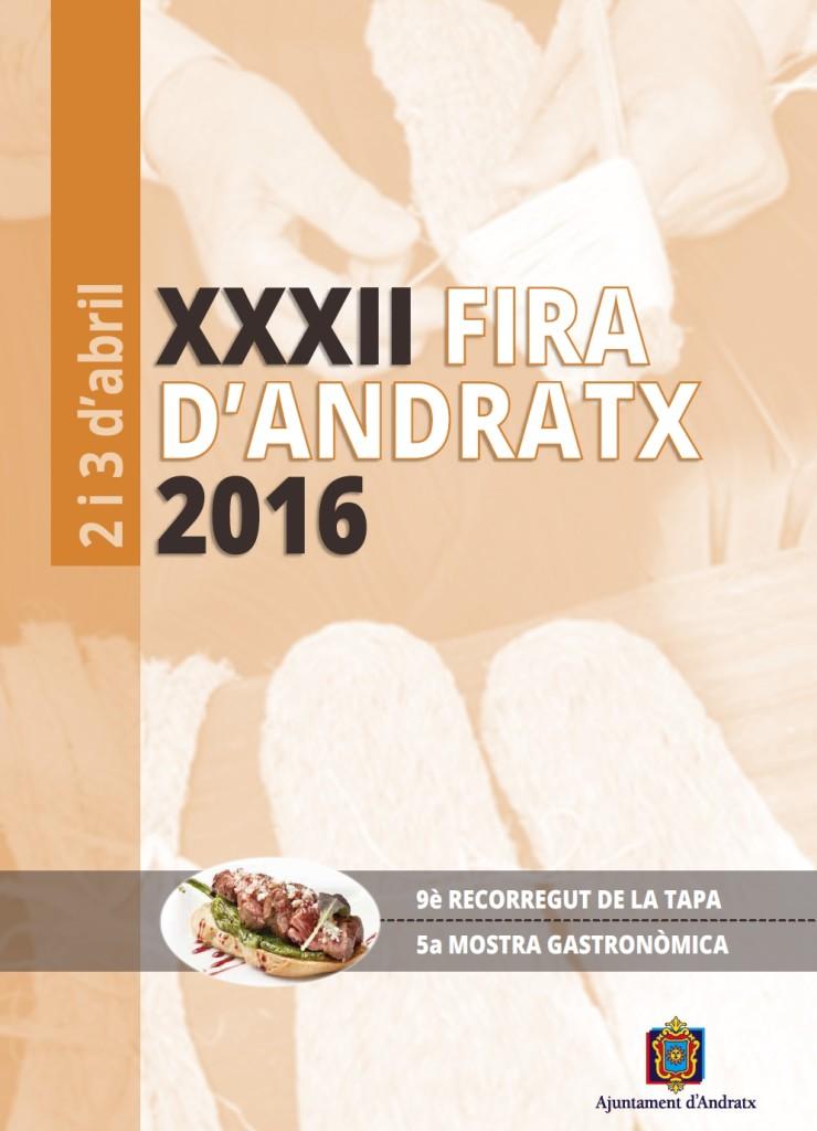Nu i helgen (2-3 april) är det dags för Fira d'Andratx