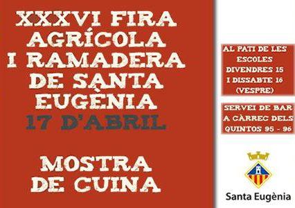 Fira Agrícola i Santa Eugènia