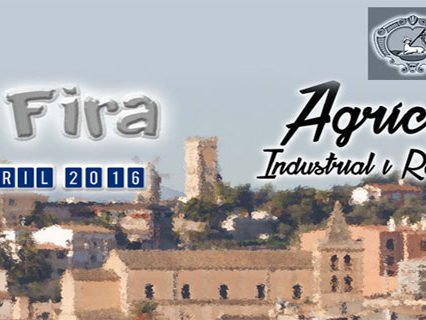 Fira agrícola i Sant Joan – 24 april
