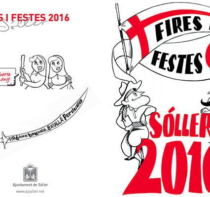 La Fira och El Firó i Sóller 6-9 maj