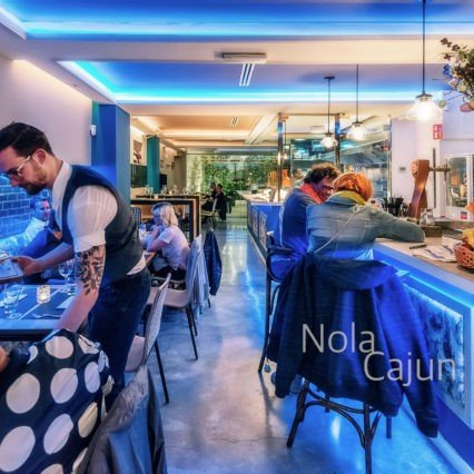 Nola – Äkta Cajun i Palma