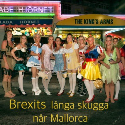 Brexits långa skugga når Mallorca