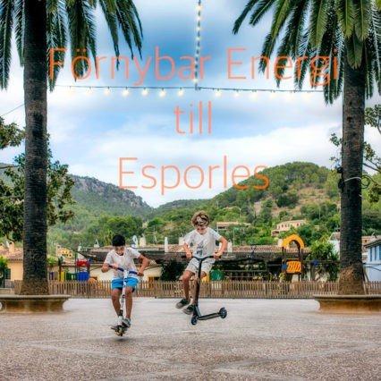 Esporles blir Mallorcas första gröna by