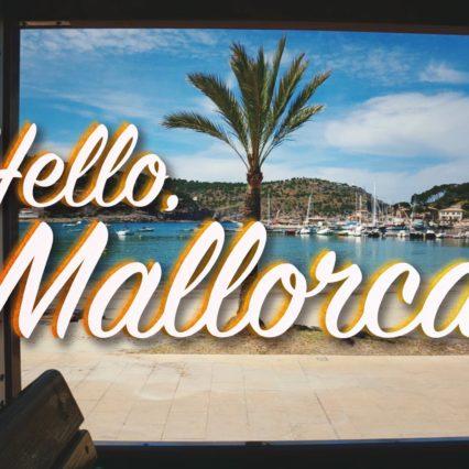 Hello, Mallorca!