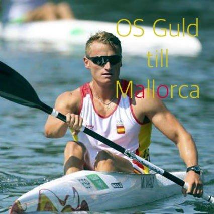 Mallorca tar sitt andra guld i Rio