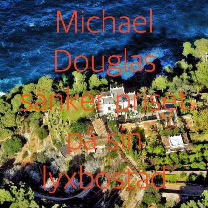 Michael Douglas sänker priset på sin lyxbostad