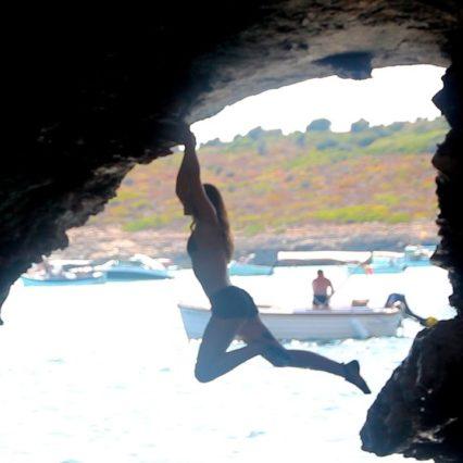 Climbing & Diving