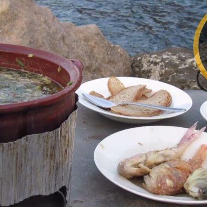 Sopes de Peix Mallorquines