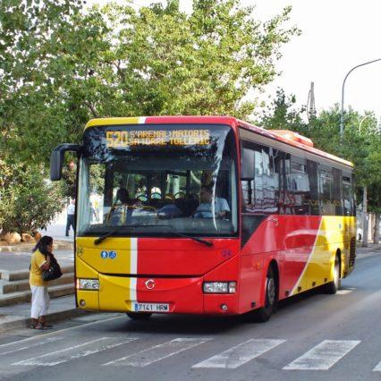 De nya busslinjerna på Mallorca