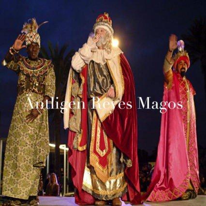 Äntligen kommer Los Reyes Magos!