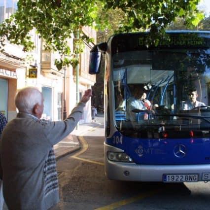 Nya bussar till Palma