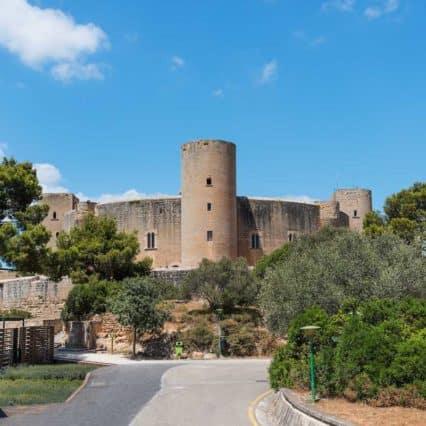 Öppet hus på Castell de Bellver nu på onsdag 1 mars