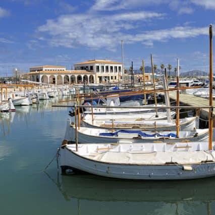 25 miljoner euro investeras i modernisering av båthamnar