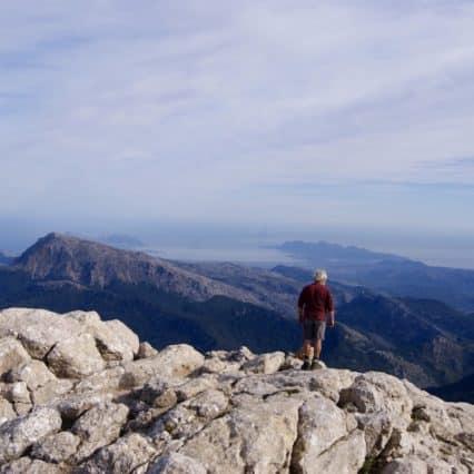 Consell återställer vandringsleden Artà-Lluc Route Gr 222