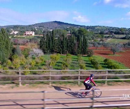 Mallorca – vía verde en bici, Son Carrió