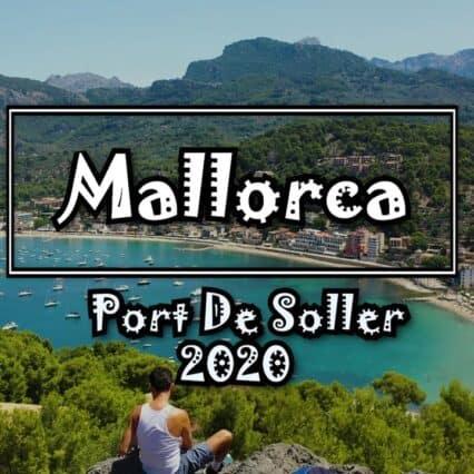 Mallorca – vackra Port de Soller