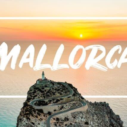 Mallorca – vackraste av öar.