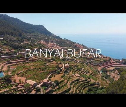 Mallorca – vackra Banyalbufar