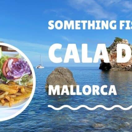Mallorca – vackra Cala Deia.