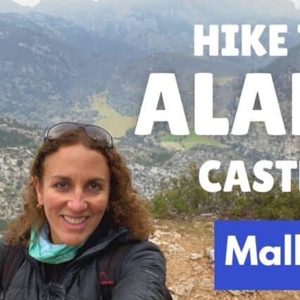 Mallorca – vandra vid Alaro.