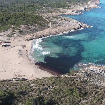 Mallorca – vackra Cala Torta.
