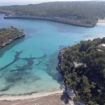 Mallorca – Cala Mondrago.