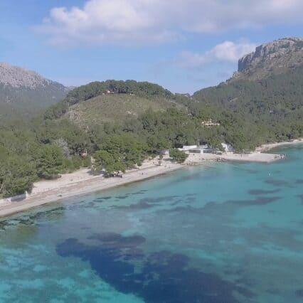 Mallorca – Playa de Formentor.