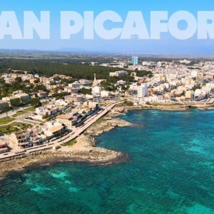 Mallorca – Can Picafort.