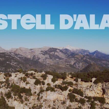 Mallorca – Castell d'Alaro.
