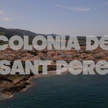 Mallorca – Colonia de Sant Pere.