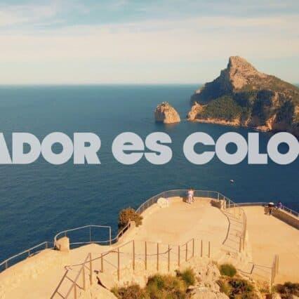 Mallorca – Mirador Es Colomer.