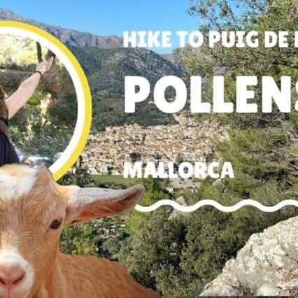 Mallorca – Puig de Maria.