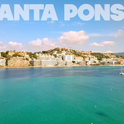 Mallorca – Santa Ponsa.