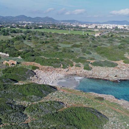 Mallorca – Cala de'n Rafelino.