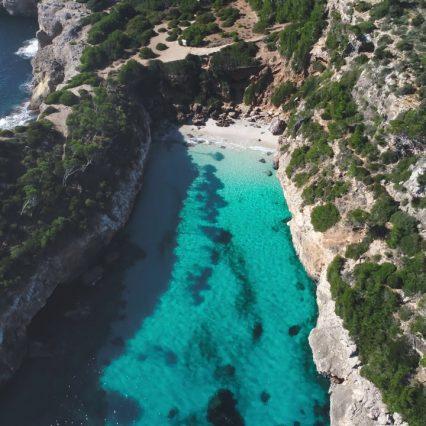 Mallorca – Caló des Moro.