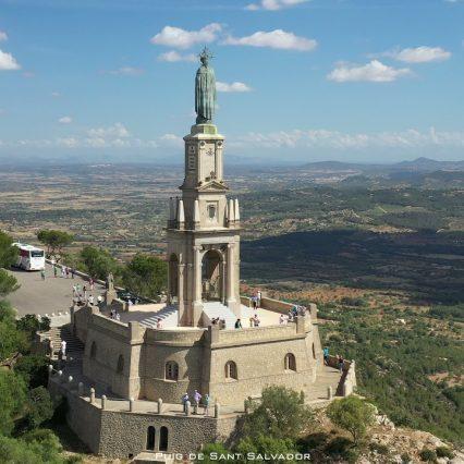 Mallorca – Puig de Sant Salvador.