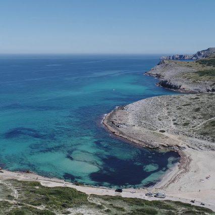 Mallorca – Cala Mitjana d'Artà.