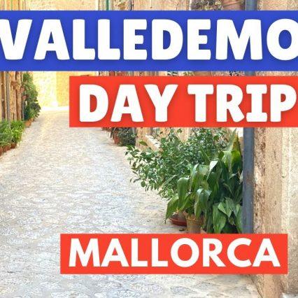 Mallorca – vackra Valldemossa.